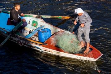 Nile Fisherman
