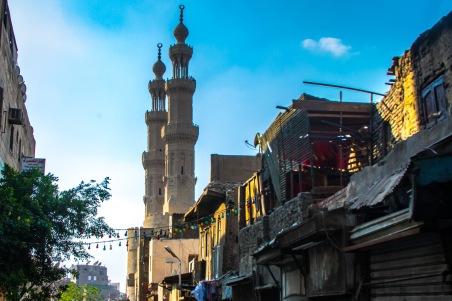 Khan el-Khalili in old Cairo