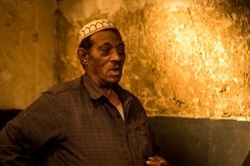 Sudanese singer at Makan